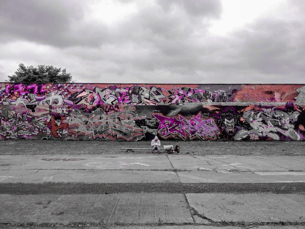 Graffiti Wall Berlin