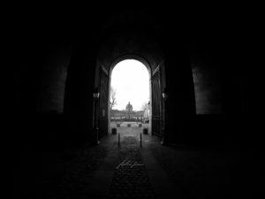 The Louvre Gates Paris